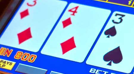 35 of your favorite casino games!